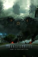 Transformers 4 : Imax Teaser - Maxi Poster 61cm x 91.5cm (new & sealed)
