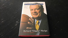 Undertaker's Son Life Lessons from a Coach Signed By Digger Phelps COA