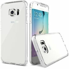 TPU Case for Samsung Galaxy S6 Edge G9250 Soft Rubber Transparent Clear Cover