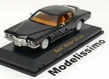 1:43 Collection 711 Buick Riviera GS 1971 black