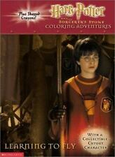 Harry Potter and the Sorcerer's Stone Coloring Adventures:  Learning to Fly (Wit