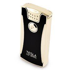 Tesla Coil LightersTM USB Rechargeable Windproof Dual Arc Lighter, New