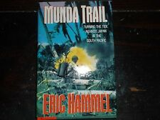 Hardcover WAR Book MUNDA TRAIL: TURNING THE TIMDE AGAINST JAPAN IN THE SOUTH PAC