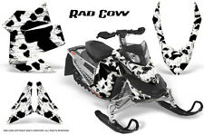 SKI-DOO REV XP SNOWMOBILE SLED GRAPHICS KIT WRAP DECALS CREATORX RAD COW W