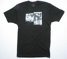 Nixon Versus Short Sleeve Tee T-Shirt (L) Black S1649542-04