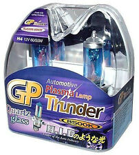 Authentic GP Thunder 8500K H4 9003 Xenon Plasma Ion Light Bulbs Headlamp Beam