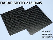 213.0605 SET LASTRE IN FIBRA DI CARBONIO MM.110X100 SP.0,33 POLINI