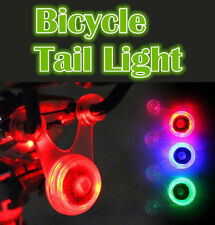 LED Bike Tail Light Flash Lights Bicycle Cycling Safety BMX Mountain Bike New