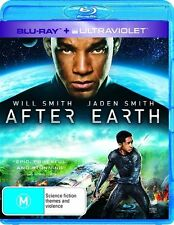 After Earth : NEW Blu-Ray