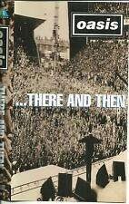OASIS ...There And Then - Deleted 1996 UK 17-track PAL live VHS video