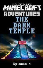 The Dark Temple: A Minecraft Adventure (Minecraft Adventures) (Volume-ExLibrary
