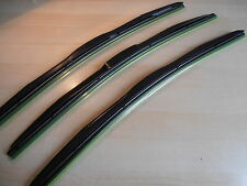 HYMER Mercedes inc 508 Motorhome Hybrid Wiper Blades Retro fit Hook.21x21x21""