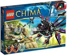 NEW LEGO CHIMA Razar's CHI Raider 70012 Rizzo Ewar Eagle Temple Cannon Nest NIB