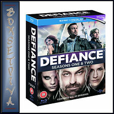 DEFIANCE - COMPLETE SEASONS 1 & 2   **BRAND NEW BLU-RAY BOXSET **