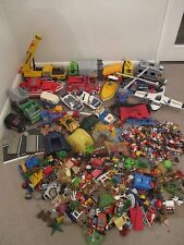 Massive Job Lot Playmobil Inc 17+Vehicles 88 Characters Huge Bundle Accessories