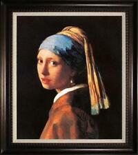 After Johannes, Vermeer- Limited Ed Girl with A Pearl Earring Lot 662