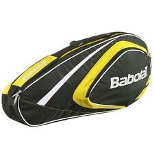 BABOLAT CLUB LINE (CLUBLINE)  3 RACKET TENNIS BAG, ALSO  FOR TRAVEL GYM OR PADEL