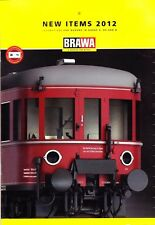 "Brawa ""New Items"" Catalogue - 2012"
