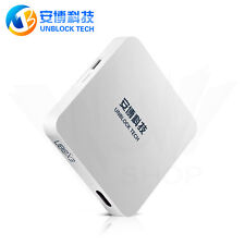 Unblock Tech Gen3+ S900 Plus TV Box Chinese Channels 最新三代安博盒子16G 成人頻道Android 5.1