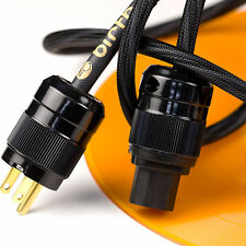 Zu Audio BIRTH Power Cable 6.6ft [2.0m] with Wattgate 320i & 5266i Connectors