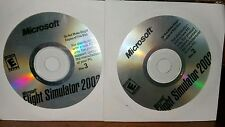 Microsoft Flight Simulator 2002 (discs 2 and 3 only) PC GAME - FREE POST