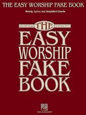 "The Easy Worship Fake Book: Over 100 Songs in the Key of ""C""-ExLibrary"
