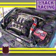 93 94 95 96 97 FORD PROBE GT MAZDA MX6 626 2.5L V6 COLD AIR INTAKE KIT Red