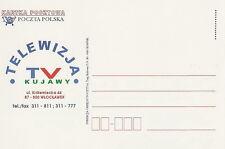 Poland postcard Gdansk - Wloclawek TV Kujawy
