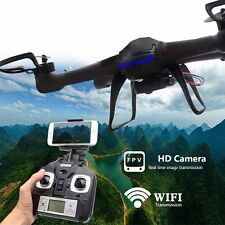DM007W WIFI FPV Quadcopter Heli with HD Camera 2.4GHz 4CH 6Axis 3D New A