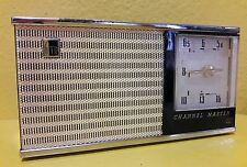 VINTAGE 1960s Decor electronic channel master radio display purposes (not work)