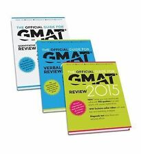 The Official Guide for GMAT Review 2015 Bundle by Graduate Management