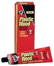Dap Plastic Wood, Natural Color, Cellulose Fibre Wood Filler 21500