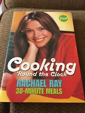 "A Set Of ""3"" Great Recipes From Rachael Ray""  Cookbooks For Easy Meals"