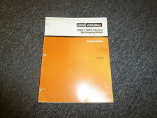 Case Excavator 1102D 1102PD Vibrating Self Propelled Roller Parts Catalog Manual