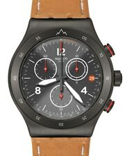 "SWATCH IRONY NEW CHRONO ""THE JOURNEY IS THE REWARD"" (YVZ400) NEUE KOLLEKTION 16"
