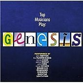 Various Artists - Play Genesis - New Sealed FREE 1st CLASS POST UK box 6