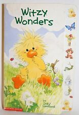 Little Suzy's Zoo: Witzy Wonders by Suzy Spafford 2001, Hardcover Book Very Good