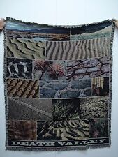 New Mill Street Design Death Valley USA Tapestry Throw Blanket Afghan #252