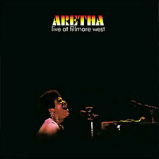 ATLANTIC | Aretha Franklin - Live At Fillmore West 180g LP NEU
