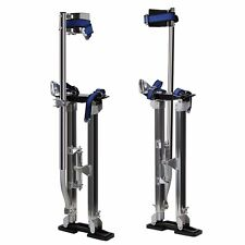 "Drywall Painters Walking Stilts Taping Finishing Tools - Adjustable 24"" - 40"""