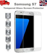 Full 3D Rounded Tempered Glass Film Screen Saver For Samsung Galaxy S7 CLEAR