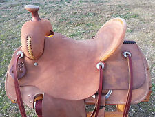 """16"""" Spur Saddlery Ranch Roping Saddle (Made in Texas)"""