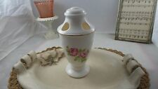 Martha Stewart Everyday China Pink Roses Toothbrush Holder Shabby Cottage Style