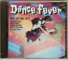 DANCE FEVER - HITS OF THE 70'S - VARIOUS ARTISTS - CD - NEW