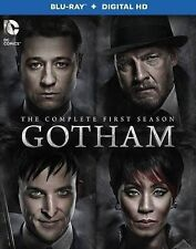 Gotham: The Complete First Season (Blu-ray Disc, 2015, Includes Digit. Copy*NEW)