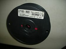 George L's 50 foot roll of  Cable .155 Ga  in Red FREE SHIPPING