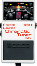 Boss TU-3 Guitar Tuner Pedal (New Version Of TU-2) - Brand New!