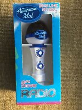 "NEW in box 2006 AMERICAN IDOL ""Microphone"" Radio AM/FM  * Uses 2 AAA Batteries"