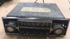 BLAUPUNKT FRANKFURT VINTAGE RADIO OLDTIMER MERCEDES PORSCHE C SERIES 7630640000