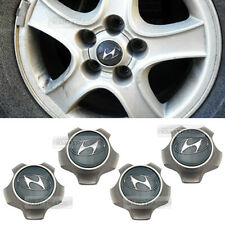 "OEM Genuine 16"" Wheel Center Hub Cap Cover 4ea for HYUNDAI 2002-2005 Santa Fe SM"